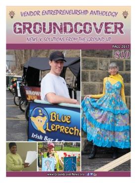 GCN fall 2017 anthology entrepreneurship cover